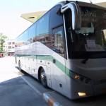 チェンマイからチェンライへの移動はバスで
