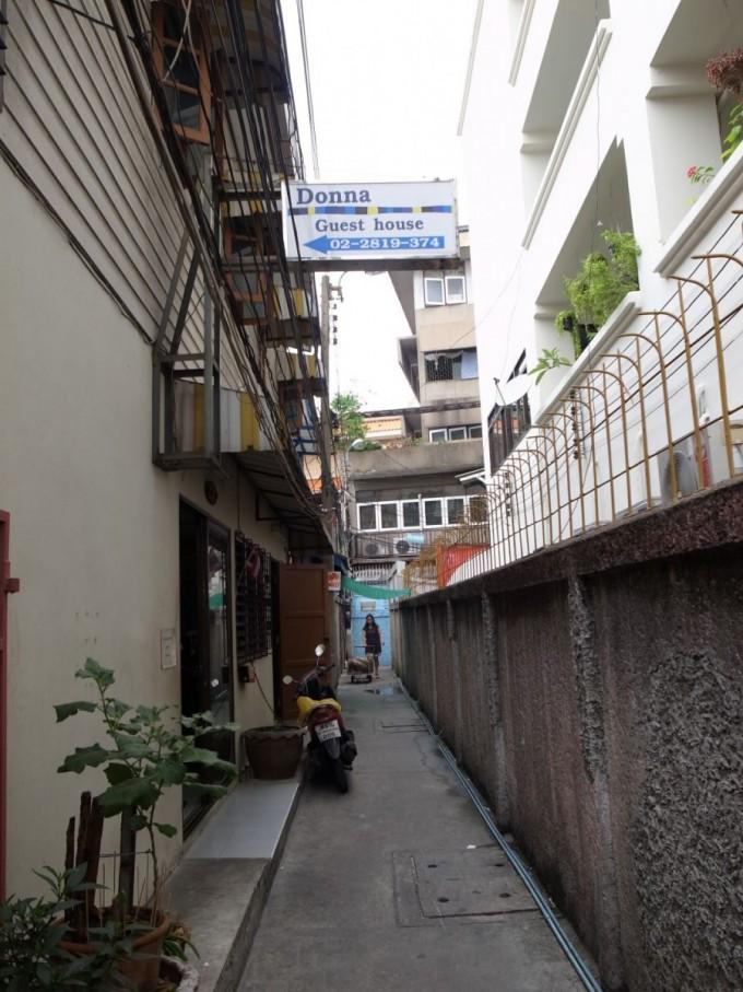 タイ・安宿