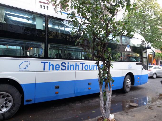 ベトナム・バス