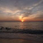 綺麗なビーチで朝から運動出来るなんて・・・ここ住みたい@ニャチャン