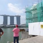 シンガポールに呼ばれない男。いつになったら海のライオンがまともに見れるんだ・・・