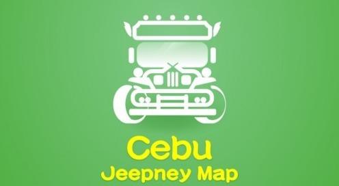 cebu jeepney map