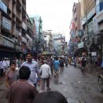 ダッカ→コルカタ夜行バス移動。あぁインドか・・・