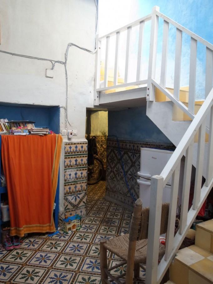モロッコ安宿