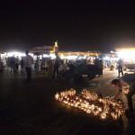 マラケシュは暑い。そしてフナ広場はウザい。