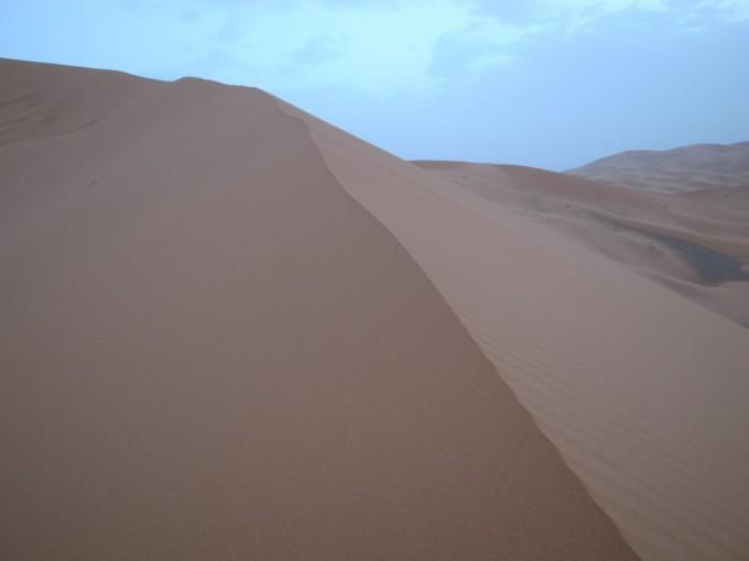 砂漠ツアー