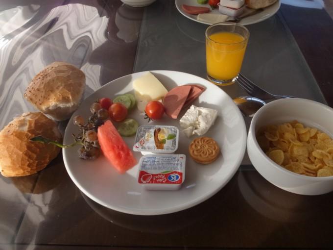 カッパドキア 朝食