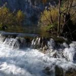 プリトヴィツェ湖群国立公園日帰りハイキングへ。滝、滝、滝