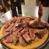 花の都フィレンツェでの思い出は、肉。ダビデ像とか、芸術はわからん
